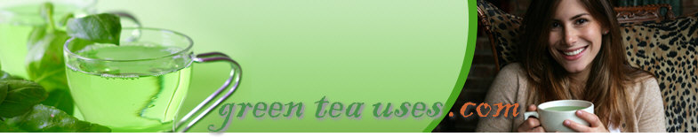Green Tea Uses Picture